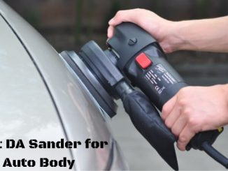 Best DA Sander for Auto Body